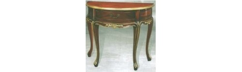 Console & Side Table Classic Furniture Mahogany