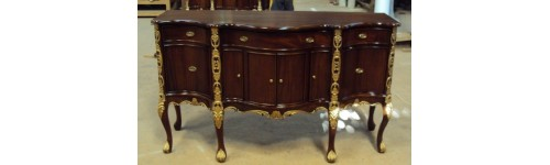 Buffet Classic Furniture Mahogany