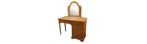 Indonesia furniture teak Dressing table & mirror