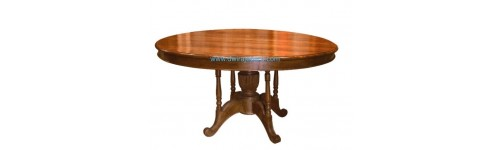 Indonesia Teak Dining Table