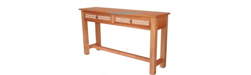 Indonesia Furniture Teak Console & Side Table