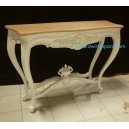french furniture of Console Table painted Furniture jepara.