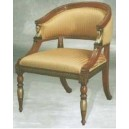 Classic Furniture of Round Back Chair by livingroom classic collection.
