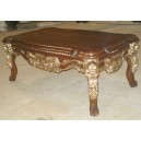 Classic furniture Lion Coffee Table of livngroom classic collection.