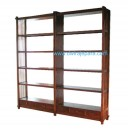 Indonesia bookcase teak furniture