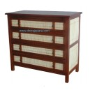 Indonesia Chest of Drawers Teak Furniture DW-CO001 (100X47X90 )