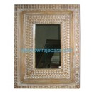 Indonesia Dressing Table & Mirror Teak Furniture DW-DI016 ( 80X100)
