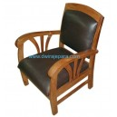Indonesia chair teak furniture DW-CH016 ( 59X62X84)