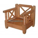 Indonesia chair teak furniture DW-CH027