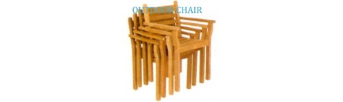 Outdoor & Garden Teak Chair Furniture Indonesia