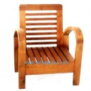 Indonesia chair teak furniture DW-AC11 (62X55X75)