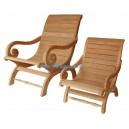 Indonesia chair teak furniture DW-CH019 (68X88X86) (66X52X60)